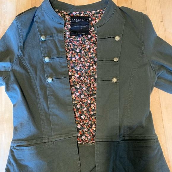 Sanctuary Jackets & Blazers - Sanctuary Jacket